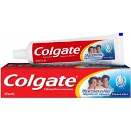 КОЛГЕЙТ Зубная паста 50мл Максимальная защита от Кариеса, Свежая мята