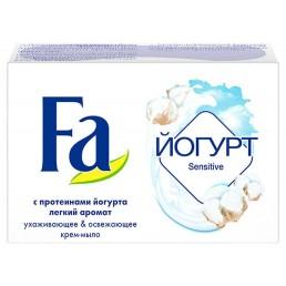 FA Мыло туалетное 90г Йогурт Сенситив