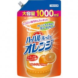 MITSUEI Средство для мытья посуды 1л Апельсин (м/у)