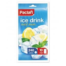 ПАКЛАН Пакетики для льда 10 пакетов х 24шт