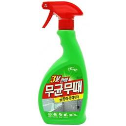 BISOL Чистящее средство для ванной комнаты 500мл Аромат трав