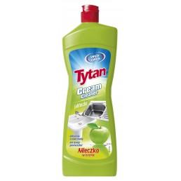 TYTAN Молочко для чистки 900г Яблоко