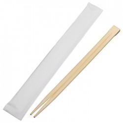 Палочки для суши в бумажной упаковке 23см 100шт