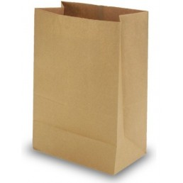 Пакет крафт 320х180х370 без ручки (№13)