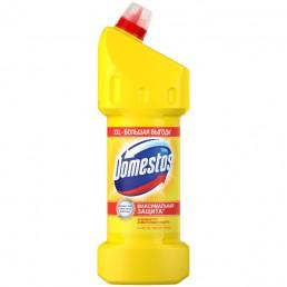 ДОМЕСТОС Чистящее средство 1,5л Лимонная свежесть