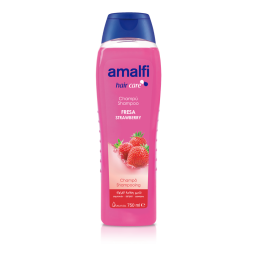 AMALFI Шампунь семейный для волос 750мл Strawberry