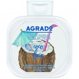 AGRADO Гель для душа 750мл Coco Loco