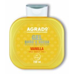 AGRADO Гель для душа 750мл Vanilla