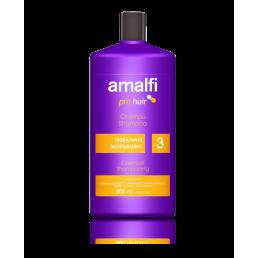 AMALFI Шампунь профессиональный для волос 900мл Moisturizing