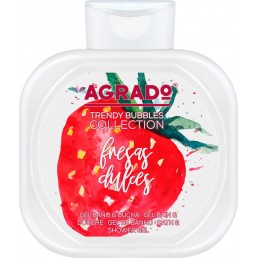 AGRADO Гель для душа 750мл Sweet strawberries