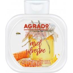 AGRADO Гель для душа 750мл Wild honey