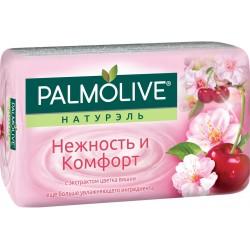 PALMOLIVE Мыло туалетное 90г Экстракт цветка вишни