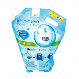 FLORA Крем-мыло концентрат 1л