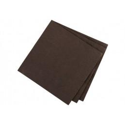 ЛИЛИЯ Салфетки бумажные 1сл 250шт Шоколад