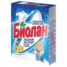 БИОЛАН Стиральный порошок Ручной 350г Эконом эксперт