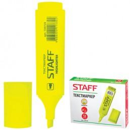 STAFF Текстмаркер 1-5мм Желтый