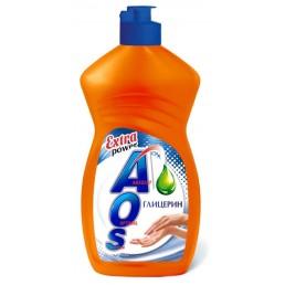 АОС EXTRA POWER Средство для мытья посуды 450г Глицерин
