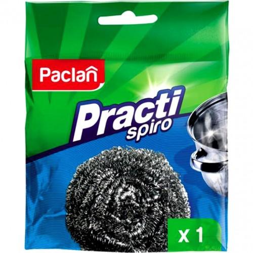 PRACTI SPIRO Металлическая мочалка 1шт
