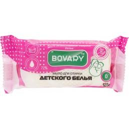 BOVARY Мыло для стирки 125г Для детского белья