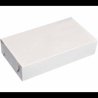 Короб для лодочки 160х285х6 белая
