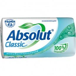 АБСОЛЮТ мыло туалетное 90г освежающее