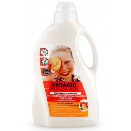 OPF Кондиционер-ополаскиватель для белья 1,5л Органический персик