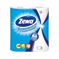 ЗЕВА Бумажные полотенца 2рул