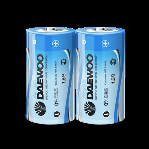 ДЕО батарейки R20 2шт