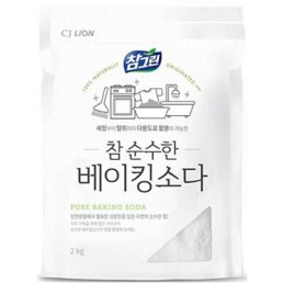 CHAMGREEN Чудо-средство чистящее 100% пищевая сода 2кг