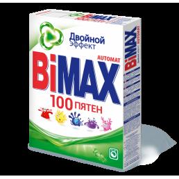 БИМАКС Стиральный порошок Автомат 400г 100 Пятен