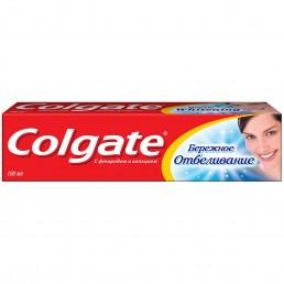 КОЛГЕЙТ зубная паста 100мл бережное отбеливание