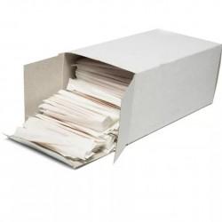 Зубочистки в индивидуальной бумажной упаковке 1000шт