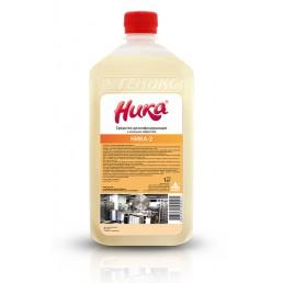 НИКА-2 Средство дезинфицирующее с моющим эффектом 1кг