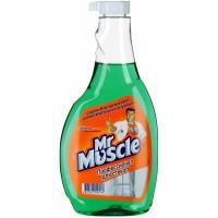 МР МУСКУЛ средство для мытья стекол 500мл сменная бутылка