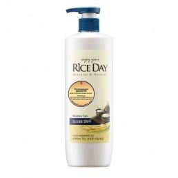 RICE DAY Шампунь для норм волос 550г Увлажняющий