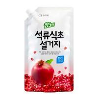 Chamgreen ГРАНАТ средство для мытья посуды, овощей и фруктов 900г (мягкая упаковка)