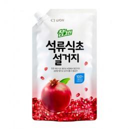CHAMGREEN Средство для мытья посуды, овощей и фруктов 900г Гранат (М/У)