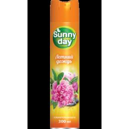 SUNNY DAY Освежитель воздуха 300мл Летний дождь